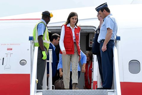 Day 2 - Queen Letizia's Cooperation Trip To Mozambique