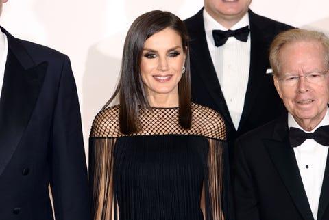 La Reina Letizia en una gala de premios