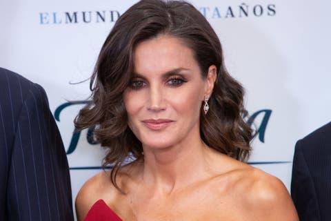 Spanish Royals Attend 'El Mundo' Newspaper 30th Anniversary