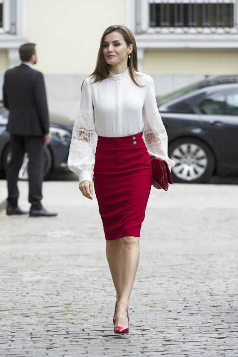 Queen Letizia Of Spain Attends 10th Anniversary Of 'Microfinanzas BBVA' Foundation