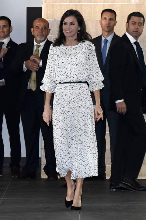 spanish royals visit almonte