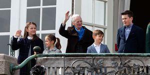 Margarita de Dinamarca celebra su 79 cumpleaños