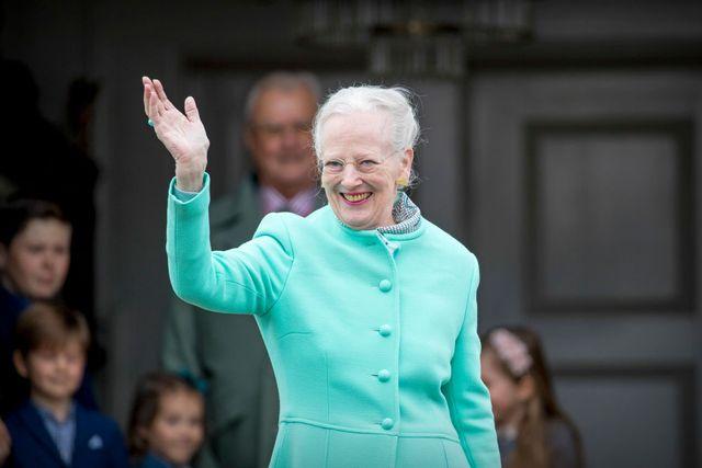 danish queen margrethe celebrates 77th birthday