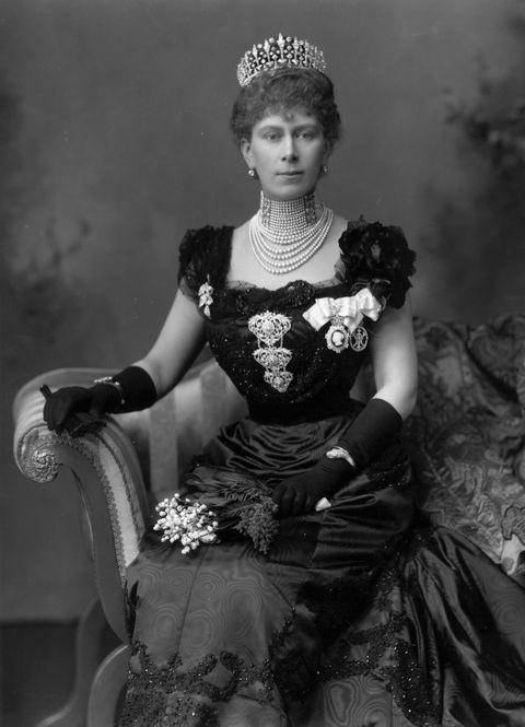 メアリー王妃(1867-1953年)