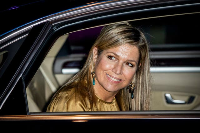 queen maxima of the netherlands attends the prince bernhard culture foundation award