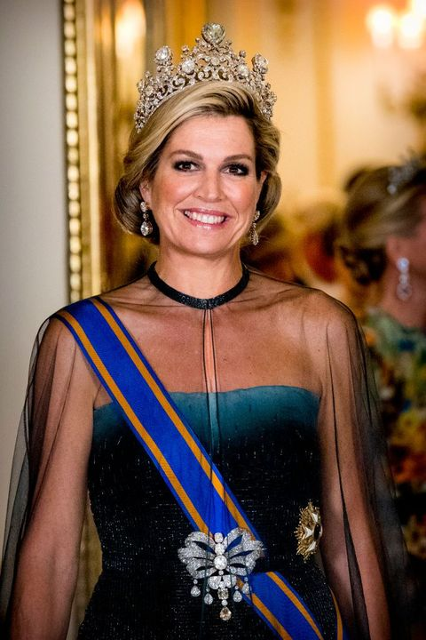 Koningin Máxima d...