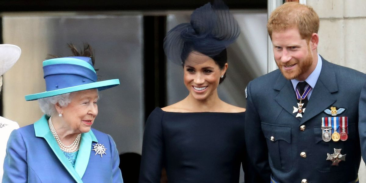 People Who Meet With the Queen Aren't Allowed to Ask About the Sussexes, According to This British Journalist