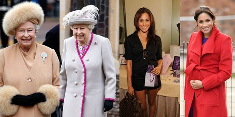 Pink, Fashion, Street fashion, Event, Headgear, Outerwear, Dress, Fashion design, Fashion accessory, Fur,