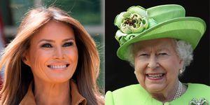 Melania Trump, Queen