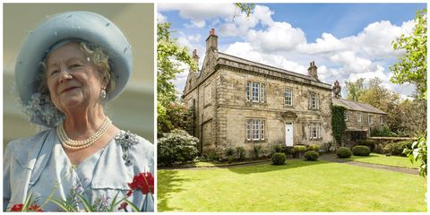 The Queen Mother / Beltingham House, Northumberland