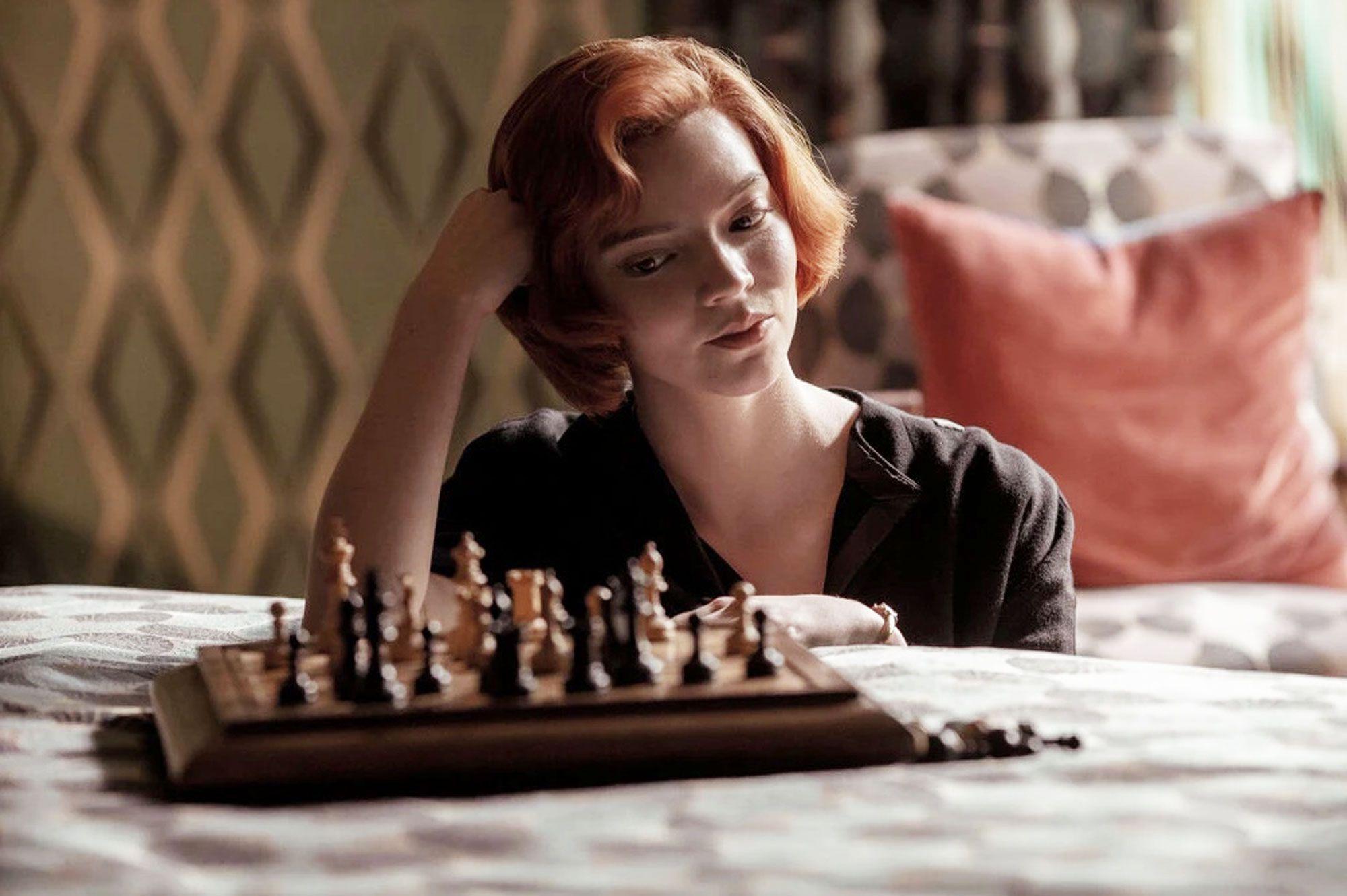 Netflix reveals The Queen's Gambit has broken huge record