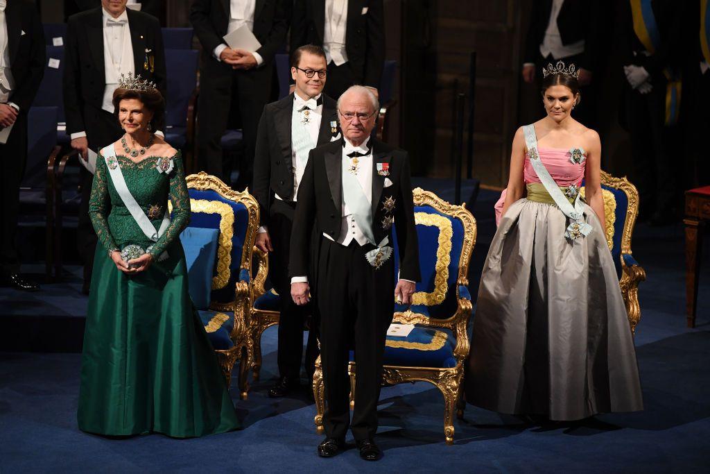 The Nobel Prize Award Ceremony 2018