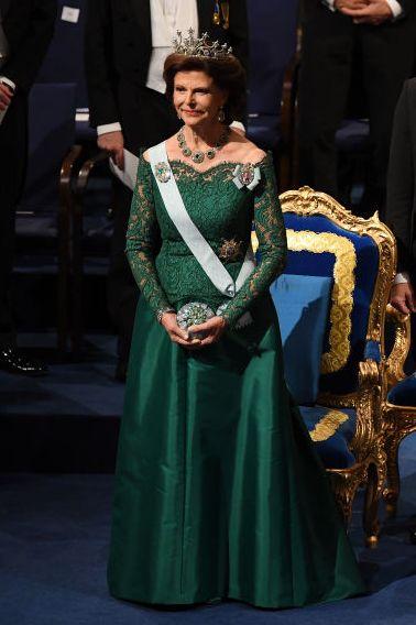 スウェーデン王室 シルヴィア王妃