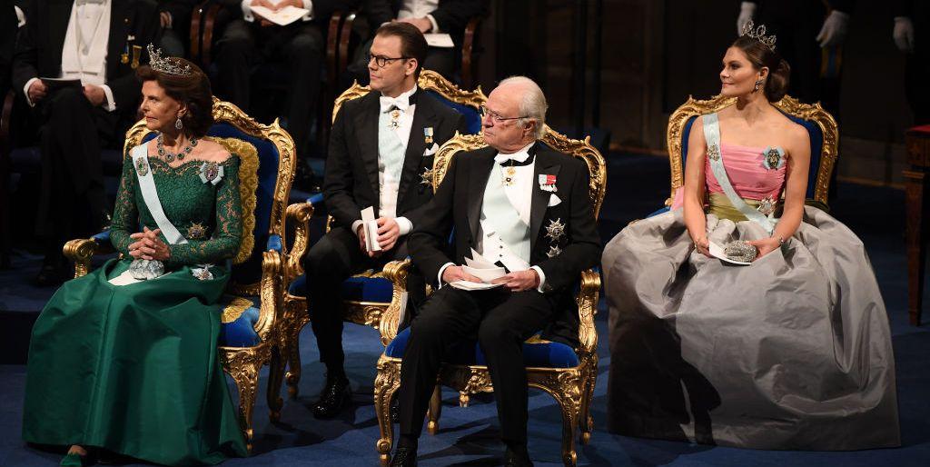 Image result for Nobel Prize Ceremony Stockholm 2018