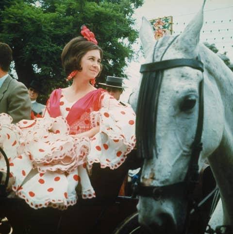 Queen Sofia Of Spain