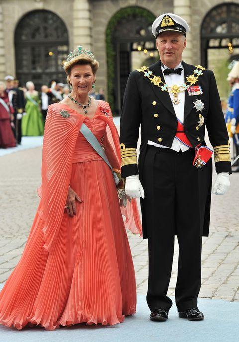 ノルウェー 王室 ロイヤルファミリー