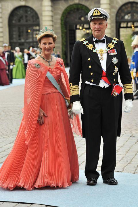 wedding of swedish crown princess victoria daniel westling   arrivals