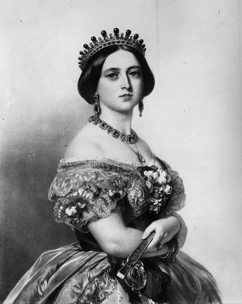 Line Drawing Of Queen Victoria : Queen victoria facts things to know about s