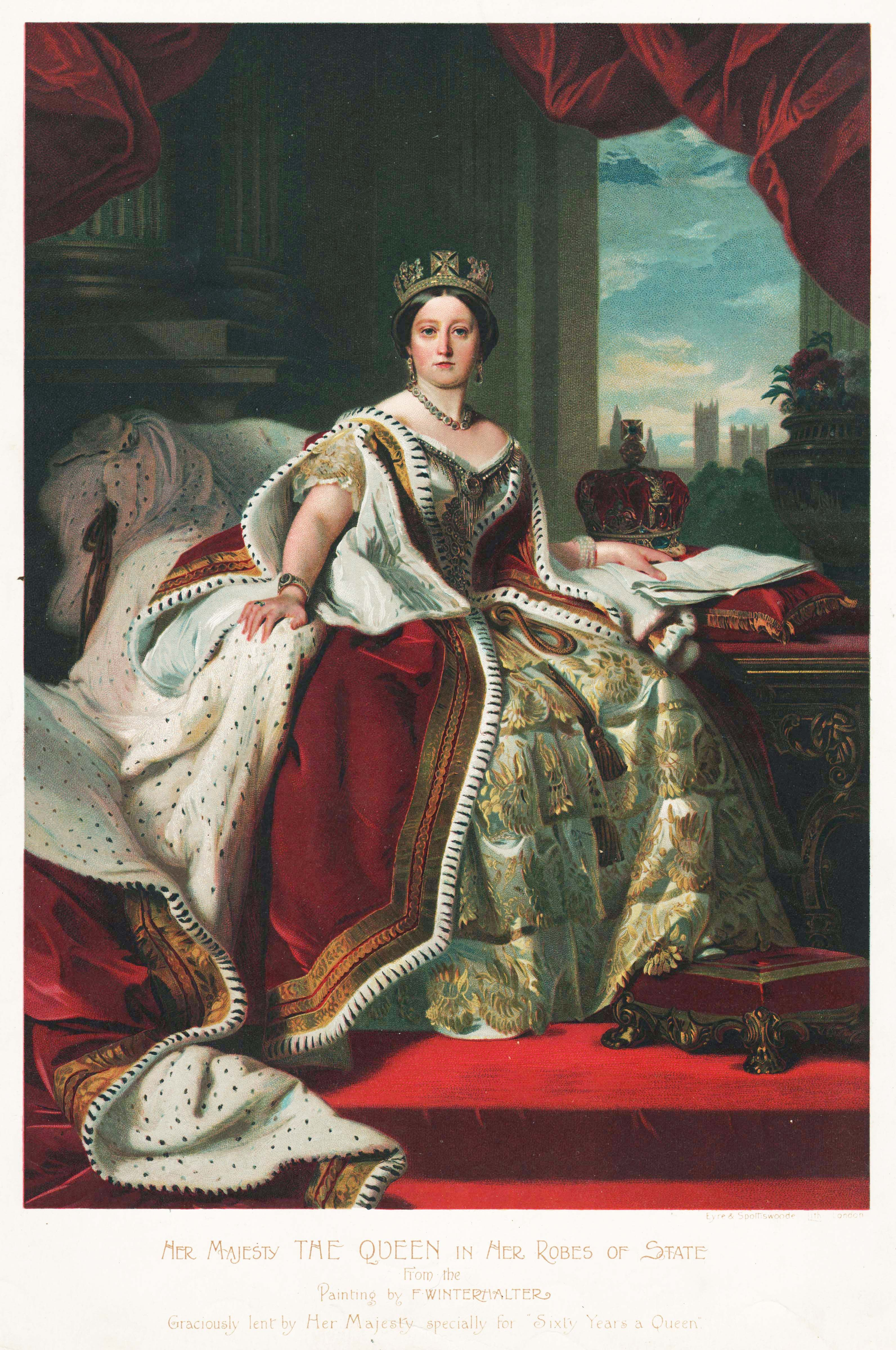Queen Victoria. Pictures | Getty Images