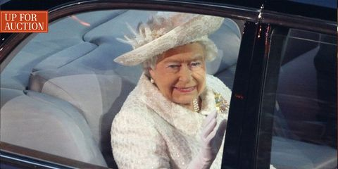 queen car auction