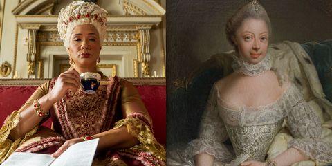 queen charlotte bridgerton real person