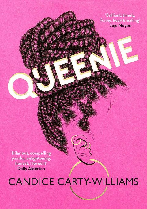 Queenie - front cover