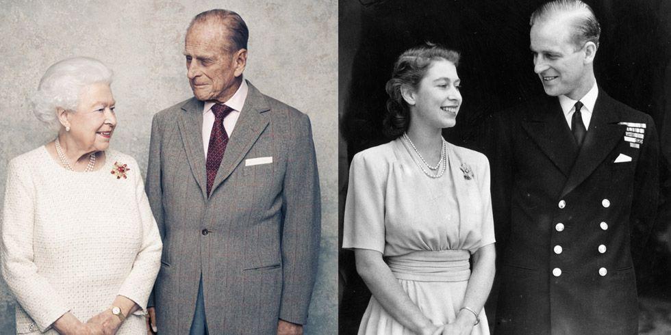Hidden Tributes Behind Queen Elizabeth S Anniversary Photos 70th
