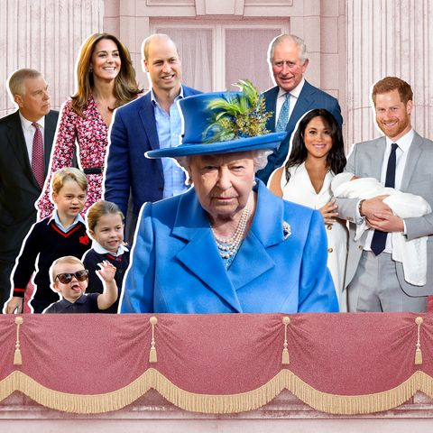 Royal Family 2019