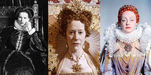 queen elizabeth actresses