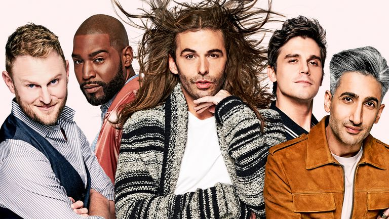 queer eye 39 s fab five everything you need to know about the netflix reboot. Black Bedroom Furniture Sets. Home Design Ideas