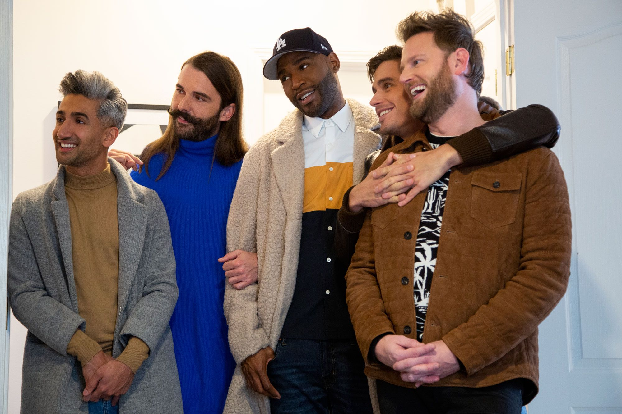 Have the 'Queer Eye' Guys Officially Sold Out?