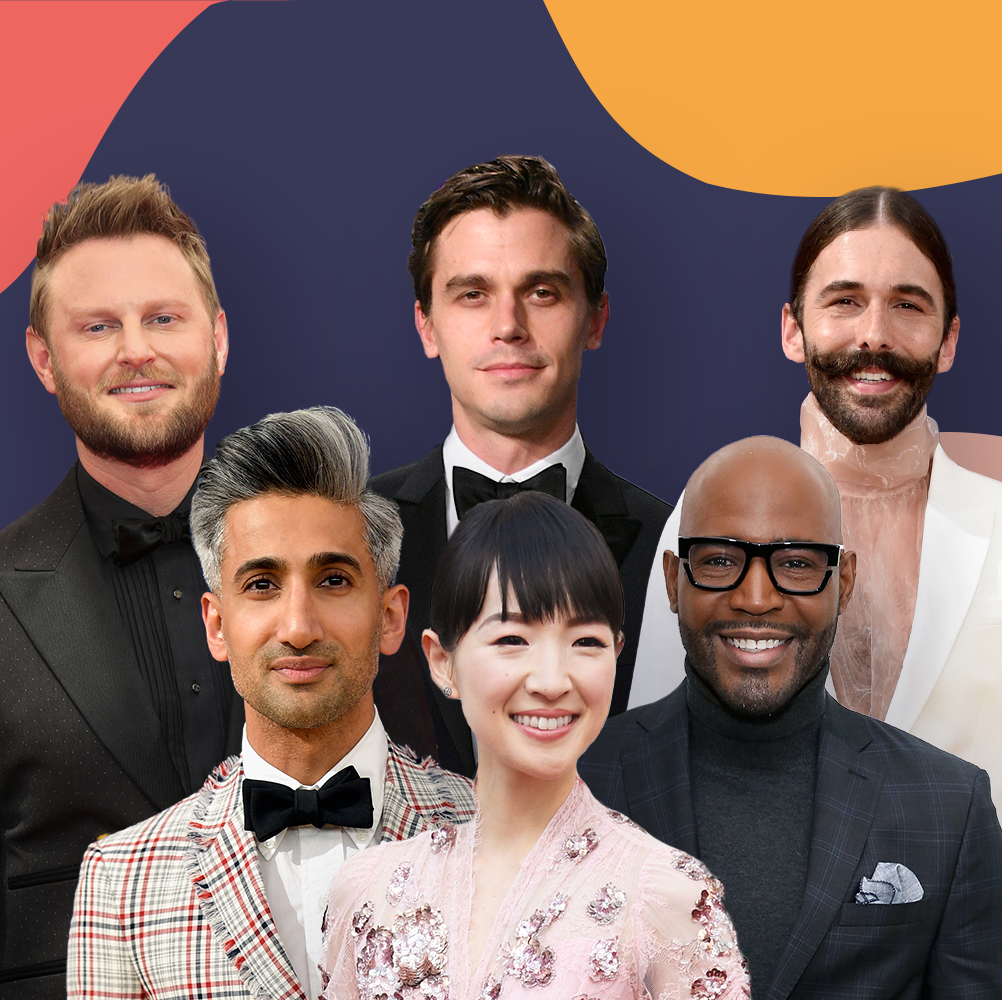 If a Queer Eye and Marie Kondo Crossover Episode Happens, I'll Need CPR
