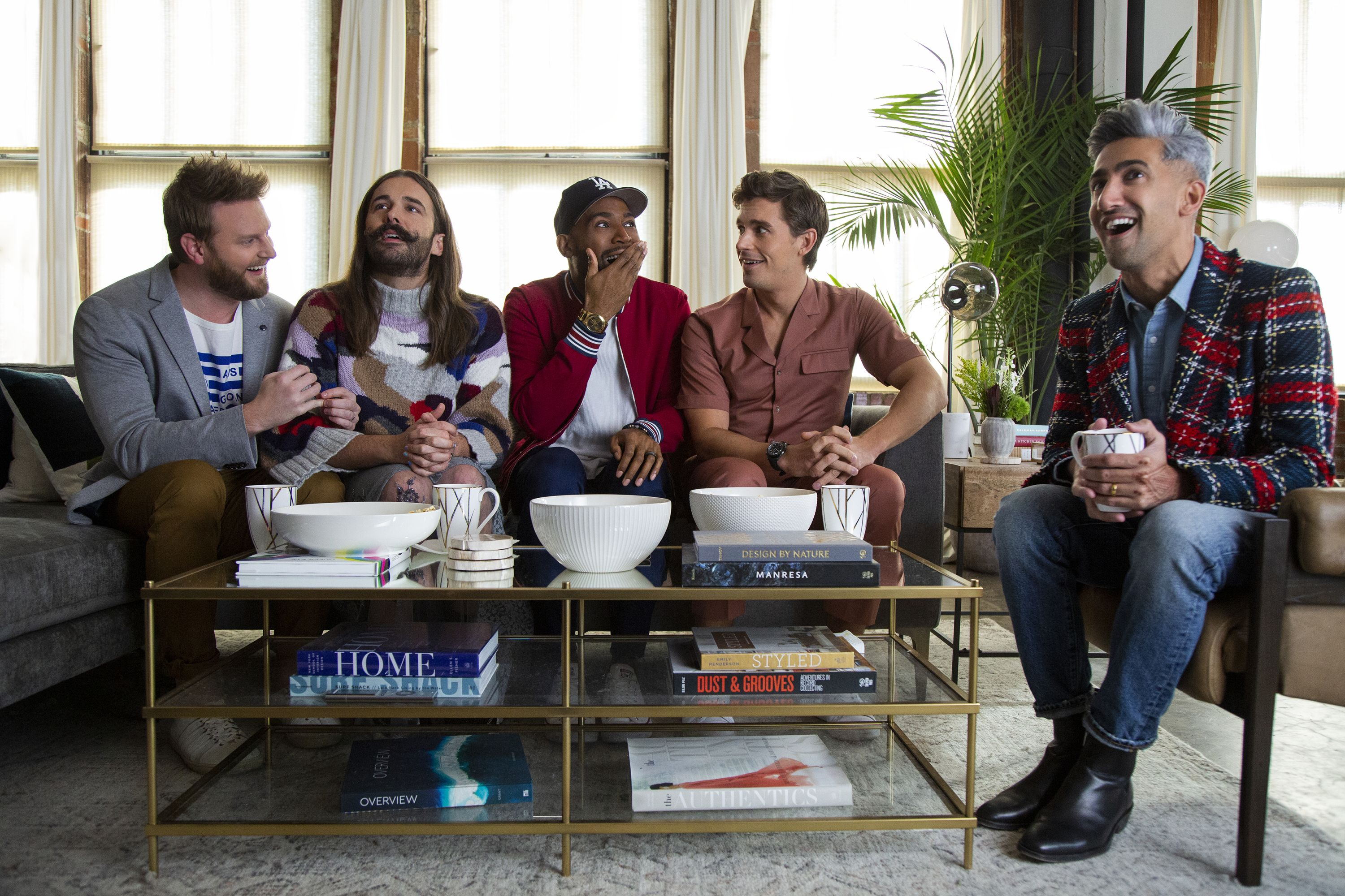 What Do The 'Queer Eye' Guys Eat For Breakfast While Filming?