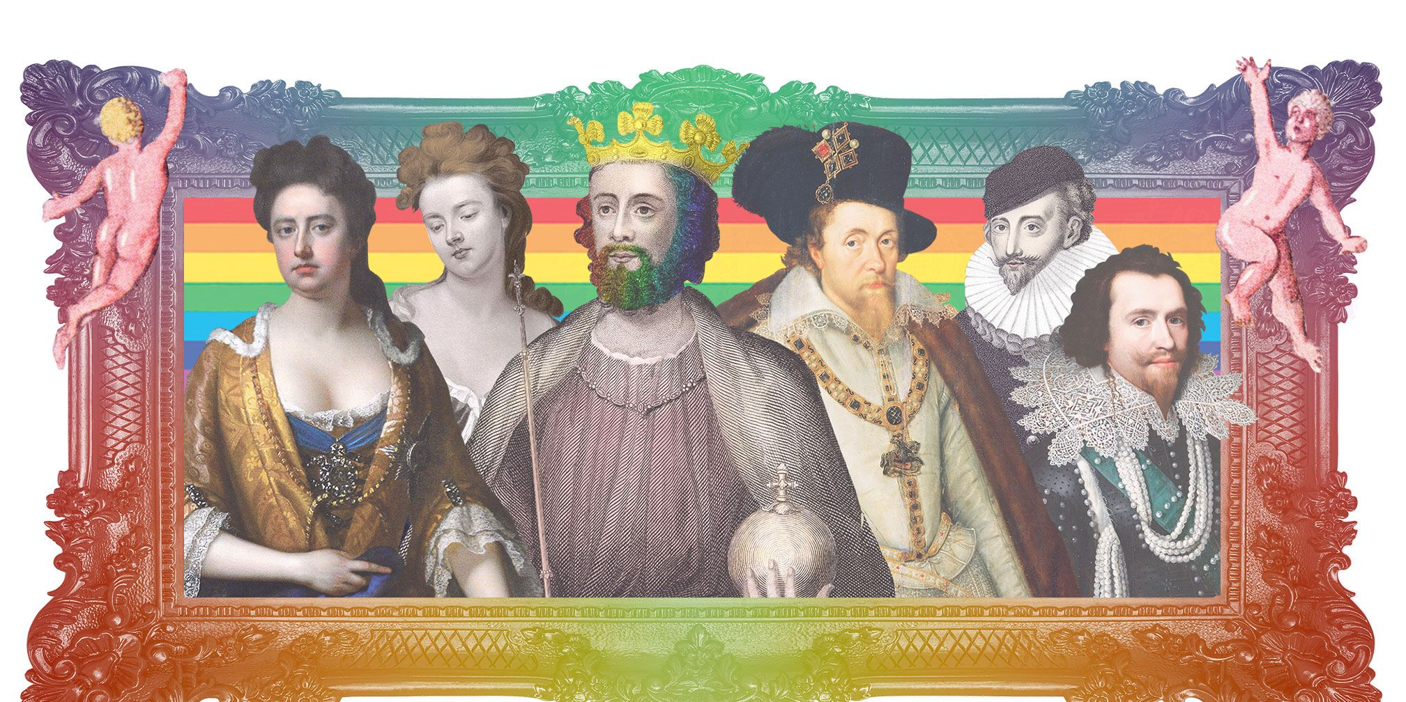 royal family gay history queer king queen
