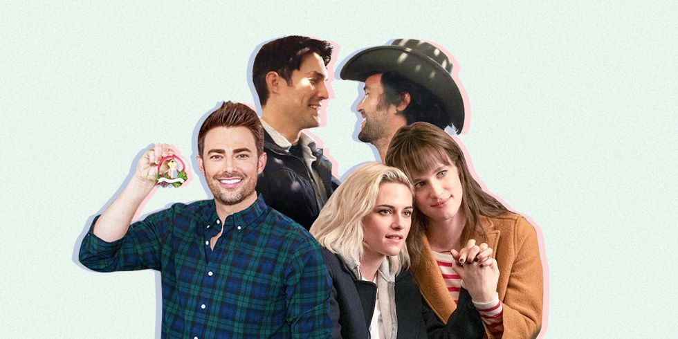 In the Queer Christmas Movie Arena, Predictability Still Outshines Realness
