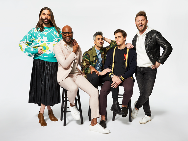 ff1079cf8f3 Queer Eye's Fab Five on the Success of Season 3, What's Next