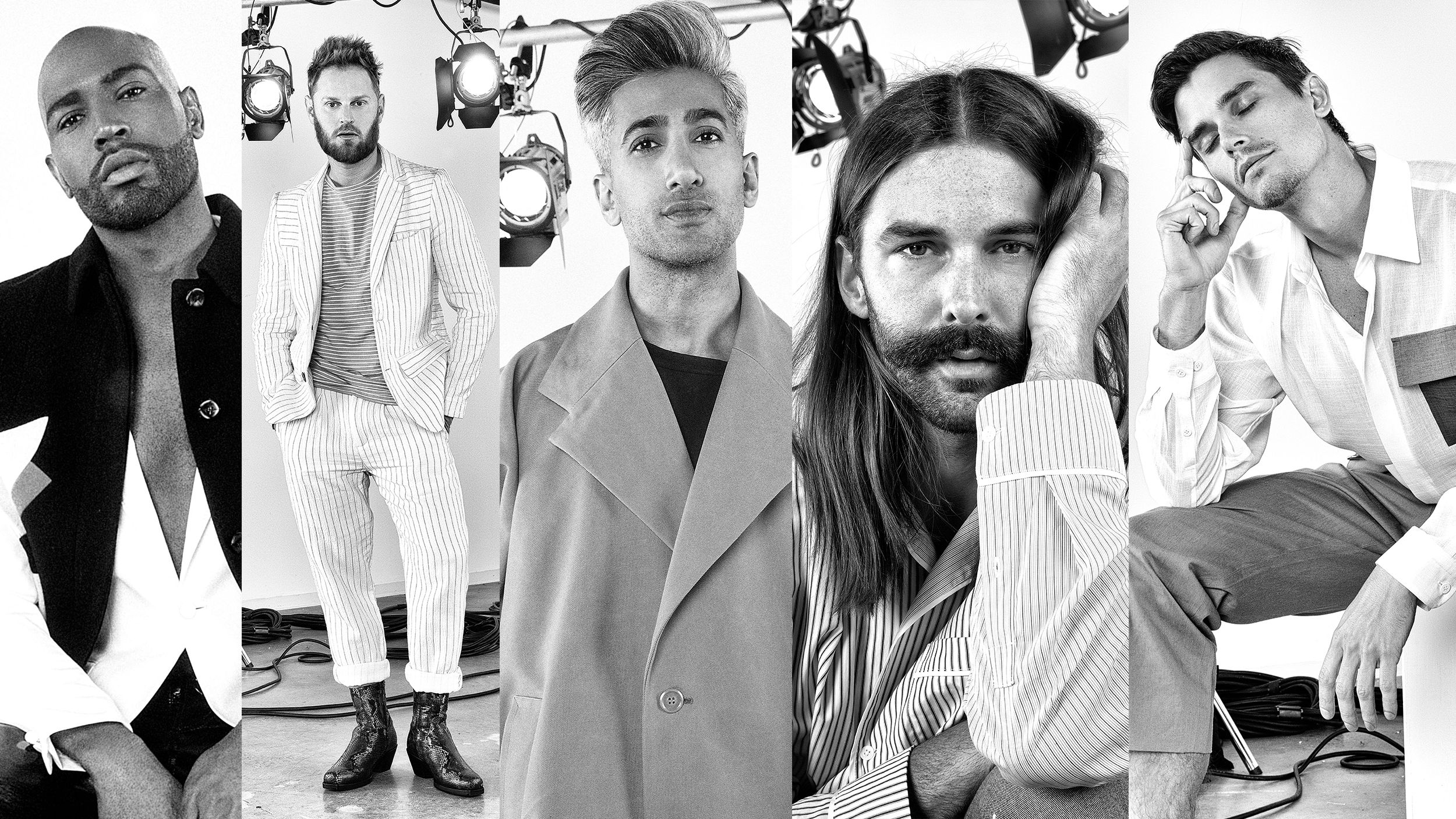 Queer Eye S Fab Five Play The Superlative Game How Well Do The Qe
