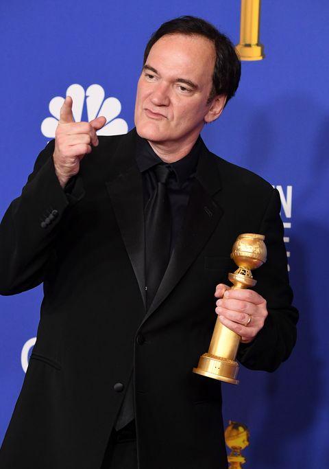 Quentin Tarantino77th Annual Golden Globe Awards - Press Room