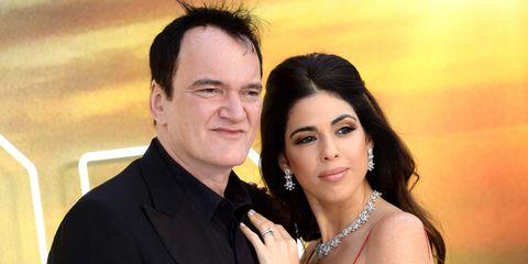 Quentin Tarantino, padre, hijo