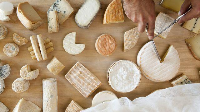 los quesos más saludables que menos engordan
