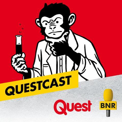 Quest en BNR beginnen podcast Questcast