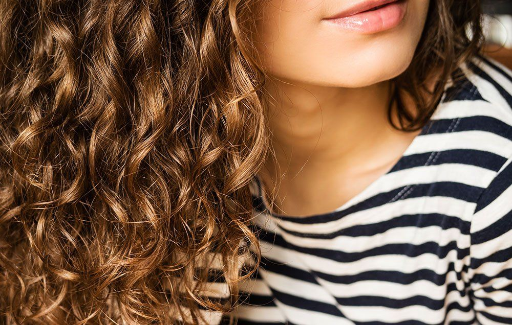 Whats The Best Haircut For Curly Hair Womens Health
