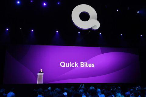 Quibi ストリーミング サービス 動画配信