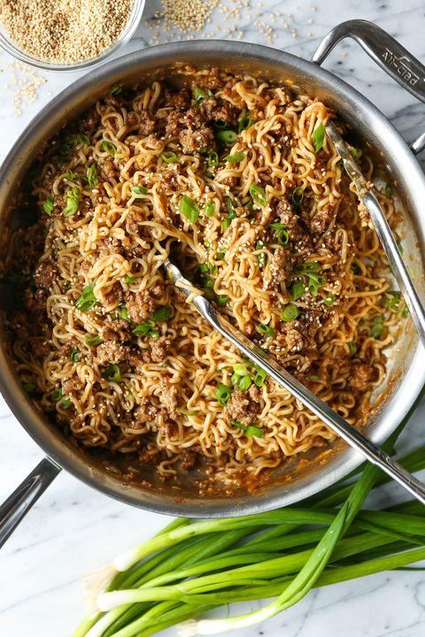 quick easy dinner ideas ramen stir fry