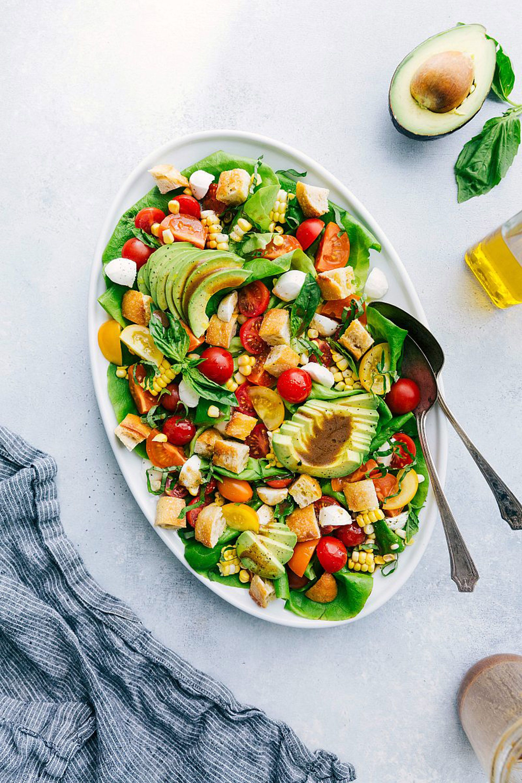 quick easy dinner recipes salad