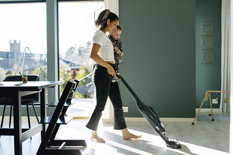 moyens rapides de nettoyer votre maison