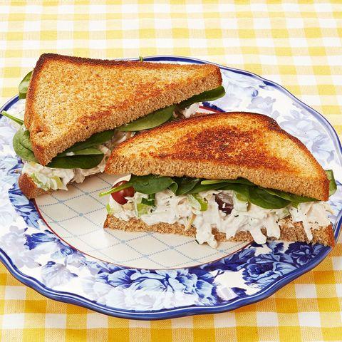 quick work lunch ideas chicken salad