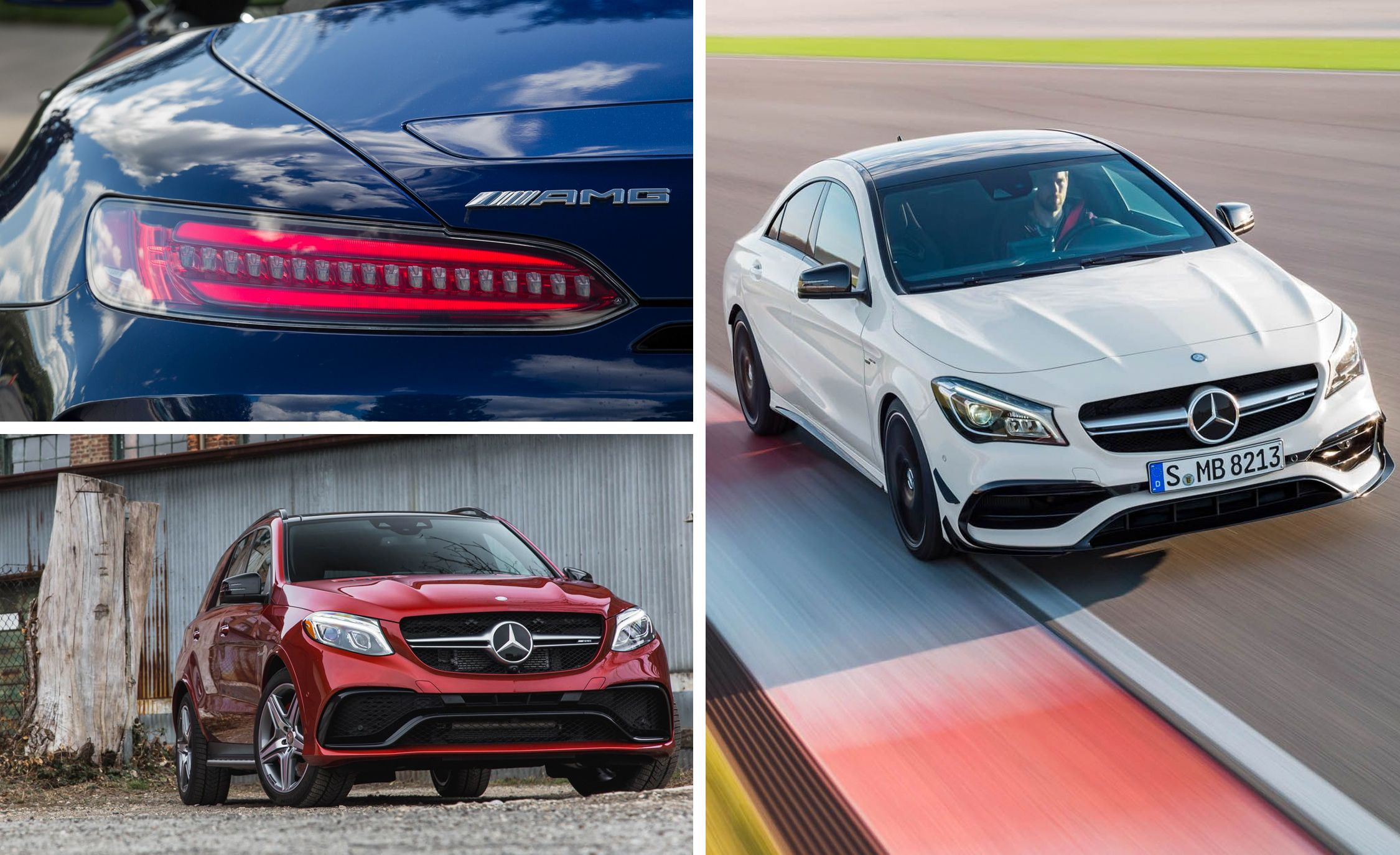 The Quickest AMG Mercedes Car and Driver Has Ever Tested
