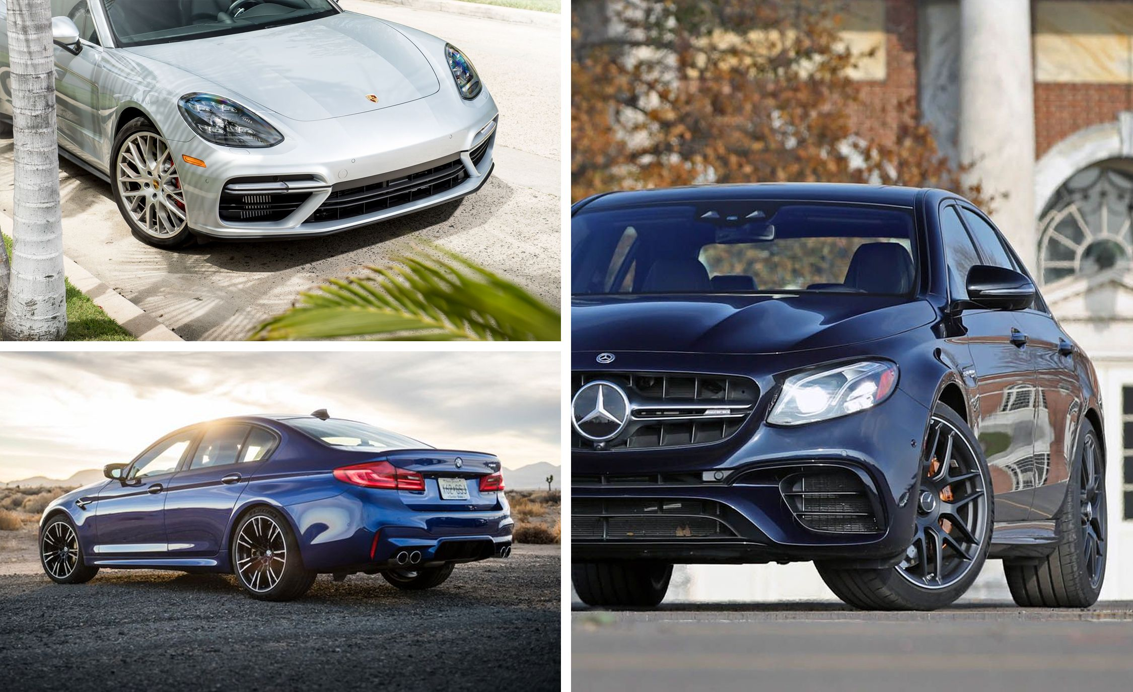 The Quickest Four Doors That Car And Driver Has Ever Tested So Far
