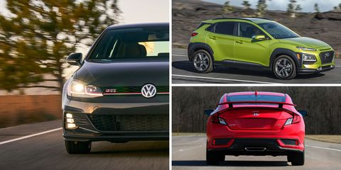 The 16 Quickest New Cars For Less Than 30 000